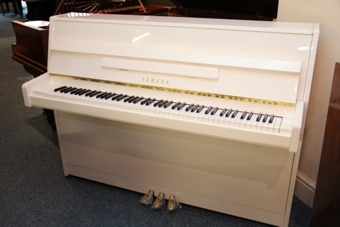 White yamaha b1 upright piano for sale bargain price for White yamaha piano