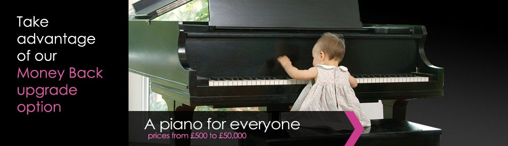 Are You Looking For A Piano? Do You Want To See & Play Lots of Different Pianos All Under One Roof?