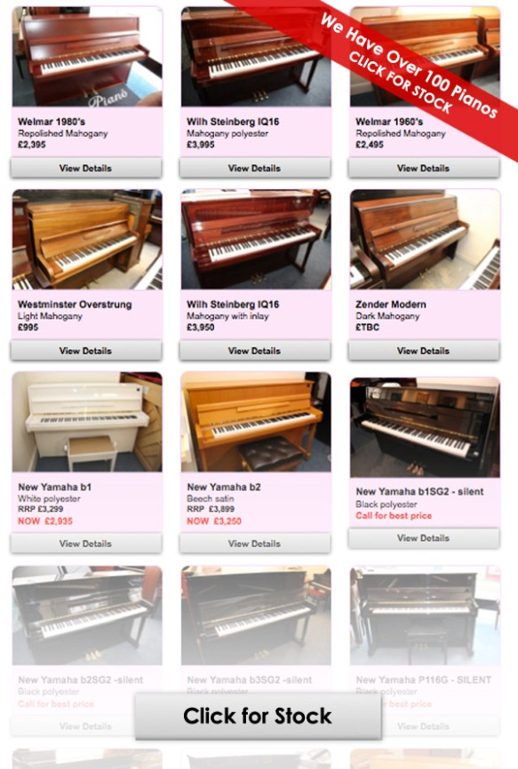 Piano Gallery Stock Information