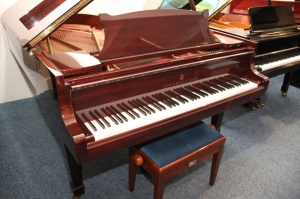 Steinway model B grand piano c.1983