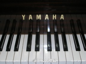 Yamaha C1LS Grand Piano Keyboard