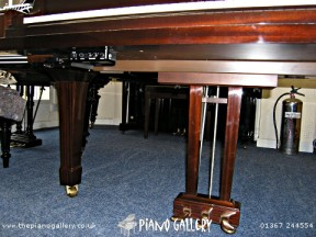 Yamaha C1LS Grand Piano Lyre
